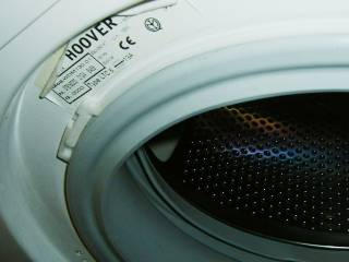 Replacing door seal on Hoover WDM-130 Washing Machine